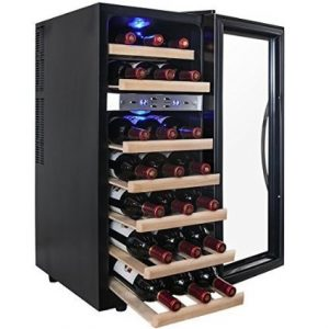 AKDY 21-bottle wine cooler