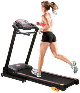 Merax 1.5HP Folding Electric Treadmill Motorized Running Machine LCD Panel