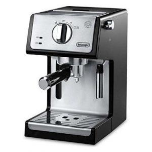 De'Longhi ECP3420 15 Bar Pump Espresso and Cappuccino Machine, Black