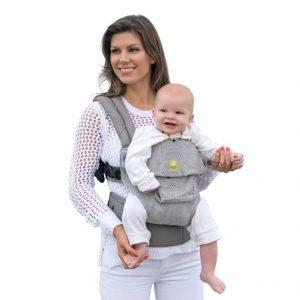 SIX-Position, 360° Ergonomic Baby & Child Carrier by LILLEbaby